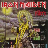 Iron Maiden. Killers