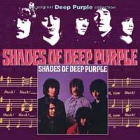 Deep Purple.  Shades Of Deep Purple (+ 5 Bonus Tracks) EMI Music