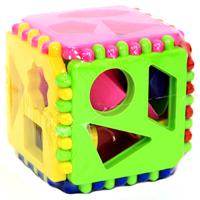 Развивающая игра Логический куб  - купить со скидкой