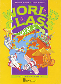 World Class: Level 3: Students' Book тур world class алматы