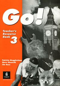 Go! Teacher's Resource Book 3 свитшот print bar go to valhalla with ragnar