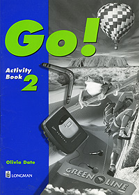 Go! Activity Book 2