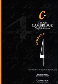 The New Cambridge English Course. Student 4. Upper-Intermediate