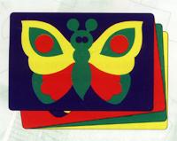 Бабочка. Мозаика