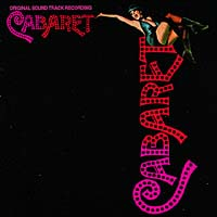 Cabaret. Original Sound Track Recording black girl original sound track recording