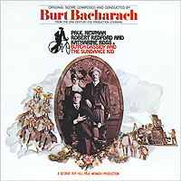 Берт Бахарах Burt Bacharach. Music From Butch Cassidy And The Sundance Kid burt bacharach a life in song blu ray
