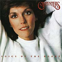 The Carpenters. Voice Of The Heart quilted heart omnibus the