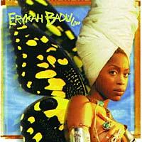 Erykah Badu. Live