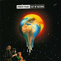 Robert Plant. Fate Of Nations