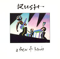 """""""Rush"""" Rush. A Show Of Hands"""