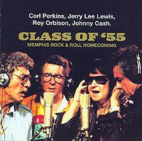 В сентябре 1985 Рой Орбисон, Джерри Ли Льюис, Карл Перкинс и Джонни Кэш вернулись в Мемфис, на студию