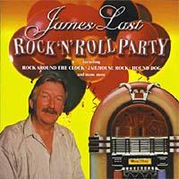 Джеймс Ласт James Last. Rock'n'Roll Party джеймс ласт james last 80 greatest hits 3 cd