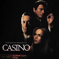 "Дайна Вашингтон,Тони Беннетт,Дин Мартин,Эдди Харис,Луи Прима,""Roxy Music"",""Fleetwood Mac"" Casino. Music From The Motion Picture"