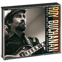 Roy Buchanan. Sweet Dreams. The  Anthology (2 CD)