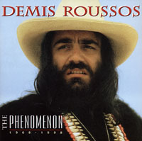 Демис Руссос Demis Roussos. The Phenomenon (2 CD) бюстгальтер phenomenon