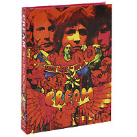 Cream. Those Were The Days (4 CD)