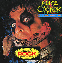 Элис Купер Alice Cooper. Constrictor элис купер alice cooper trash