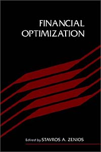 Financial Optimization keith dickinson financial markets operations management