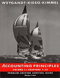 Accounting Principles, Chapters 1-13, Problem-Solving Survival Guide