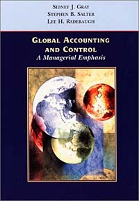 Global Accounting and Control  : A Managerial Emphasis
