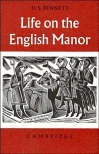 Life on the English Manor (Studies in Mediaeval Life & Thought) the counterlife