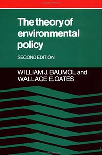 The Theory of Environmental Policy catalog of teratogenic agents first edition