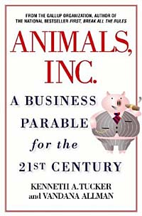 Animals Inc.: A Business Parable for the 21st Century the animals the animals the complete animals 2 cd