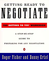 Getting Ready to Negotiate: The Getting to Yes Workbook автокресло concord concord автокресло air safe graphite grey