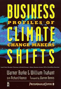 Business Climate Shifts : Profiles of Change Makers administrator