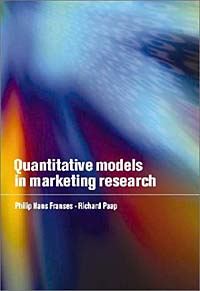 Quantitative Models in Marketing Research well test analysis use of advanced interpretation models