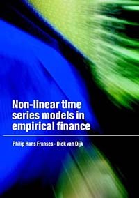 Non-Linear Time Series Models in Empirical Finance david wilson visual guide to financial markets