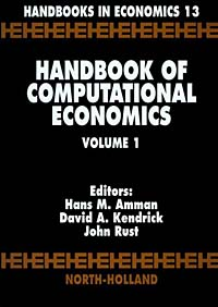 Handbook of Computational Economics affair of state an