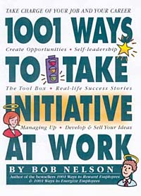 1001 Ways to Take Initiative at Work webmaster