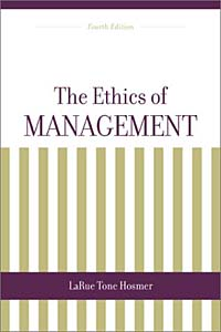 The Ethics Of Management the application of global ethics to solve local improprieties