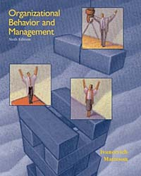 Organizational Behavior & Management with PowerWeb muhammad hashim an easy approach to understand organizational behavior