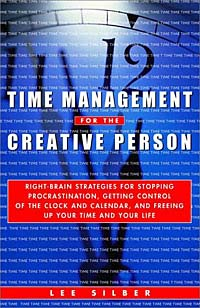 Time Management for the Creative Person 14000 14001 2004