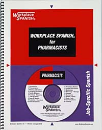 Workplace Spanish for Pharmacists