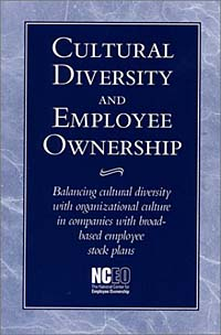Cultural Diversity and Employee Ownership orality online and the promotion of cultural diversity