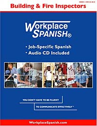 Workplace Spanish for Building & Fire Inspectors