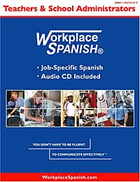 Workplace Spanish for Teachers & Administrators