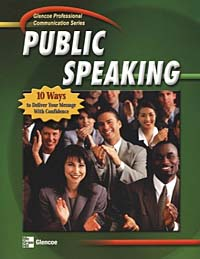 Professional Communication Series: Public Speaking, Student Edition
