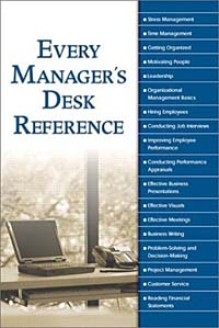 Every Manager's Desk Reference dong qu manufacturing and managing customer driven derivatives