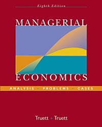 Managerial Economics: Analysis, Problems, Cases handbook of international economics 3