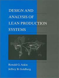 Design and Analysis of Lean Production Systems facility location and the theory of production