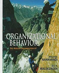 Organizational Behavior: The Person-Organization Fit chip espinoza managing the millennials discover the core competencies for managing today s workforce