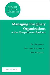 Managing Imaginary Organizations: A New Perspectives on Business information management in diplomatic missions
