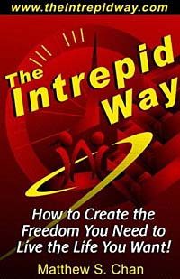The Intrepid Way: How to Create the Freedom You Need to Live the Life You Want! nine inch nails live beside you in time