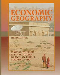 Economic Geography economic methodology
