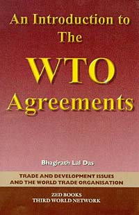 An Introductio to the Wto Agreements (Trade & Development Issues & the World Trade Organization)