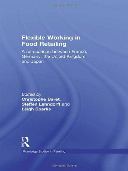 Flexible Working in Food Retailing: A Comparison Between France, Germany, Great Britain and Japan great britain colouring book